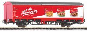 PIKO 58781 Gedeckter Güterwagen Hawesta-Fisch DB AG   DC   Spur H0 kaufen