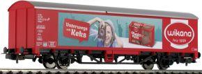 PIKO 58782 Gedeckter Güterwagen Wikana/Othello DB AG | DC | Spur H0 kaufen