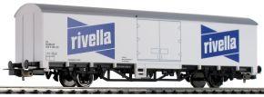 PIKO 58783 Gedeckter Güterwagen Rivella SBB | DC | Spur H0 kaufen