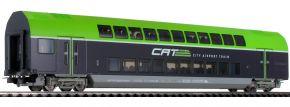 PIKO 58811 Dopplstockwagen 2.Kl. CAT ÖBB | DC | Spur H0 kaufen