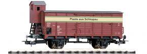 PIKO 58908 Gedeckter Güterwagen G02 Schkopau   DR   DC   Spur H0 kaufen