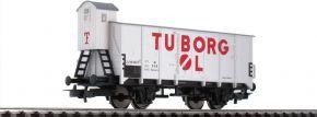 PIKO 58909 Gedeckter Güterwagen G02 Tuborg-Carlsberg | DSB | DC | Spur H0 kaufen