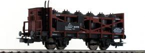 PIKO 58914 Säuretopfwagen Dansk | DSB | DC | Spur H0 kaufen