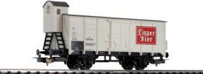 PIKO 58947 Gedeckter Güterwagen G02 Linzer Bier ÖBB | DC | Spur H0 kaufen