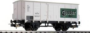 PIKO 58948 Gedeckter Güterwagen G02 Gösser Bier ÖBB | DC | Spur H0 kaufen