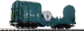 PIKO 58963 Offener Schiebeplanenwagen Shimmns Mercitailia | DC | Spur H0 kaufen