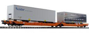 PIKO 58972 Taschenwagen T3000e Wascosa | DC | Spur H0 kaufen
