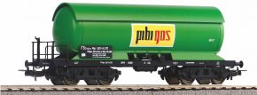 PIKO 58987 Druckgaskesselwagen pibi Gas FS | DC | Spur H0 kaufen