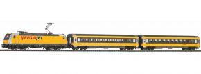 PIKO 59021 SmartControl light Start-Set BR 386 Regiojet Personenzug CZ | DCC Digital | Spur H0 kaufen