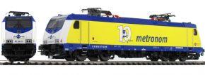 PIKO 59045 E-Lok BR 185.2   Metronom   AC   + lastg. Decoder   Spur H0 kaufen