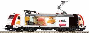 PIKO 59054 E-Lok BR 185.2 Kombiverkehr | AC digital | Spur H0 kaufen