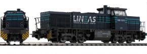 PIKO 59161 Diesellok G1206 Lineas NL | DC analog | Spur H0 kaufen
