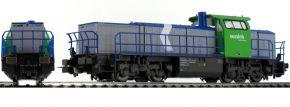 PIKO 59175 Diesellok G 1700 BB Vossloh   DC analog   Spur H0 kaufen