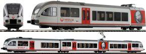 PIKO 59336 E-Triebwagen GTW 2/8 Veolia | AC-Digital | Spur H0 kaufen
