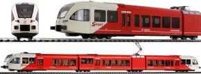 ausverkauft | PIKO 59531 E-Triebwagen Stadler GTW 2/8 ARRIVA | DC | Spur H0