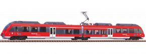 PIKO 59510 E-Triebwagen BR 442 Werdenfelsbahn 2-tlg. | DC analog | Spur H0 kaufen