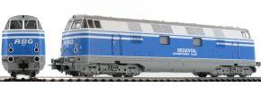 PIKO 59567 Diesellok D05   Regentalbahn   Spur H0 kaufen