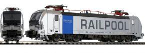 PIKO 59870 E-Lok Vectron BR 193 Railpool   AC digital   Spur H0