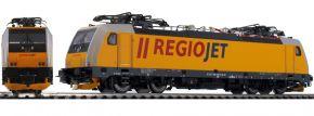 PIKO 59968 E-Lok BR 386 Regiojet | DC analog | Spur H0 kaufen