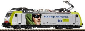 PIKO 59964 E-Lok BR 486 Alpinisti | BLS | DC analog | Spur H0 kaufen
