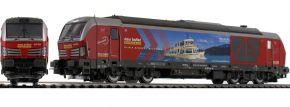 PIKO 59989 Diesellok Vectron Stern Hafferl | DC analog | Spur H0 kaufen