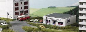 PIKO 61151 Plattenbau Kaufhalle Petersberg Bausatz Spur H0 kaufen