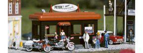 PIKO 62259 Peters Motorradladen | Gebäude Bausatz Spur G kaufen