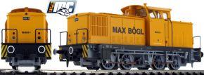 PIKO 71149 Diesellok V60 D LEW Werklok Max Bögl | DCC Sound | Spur H0 kaufen
