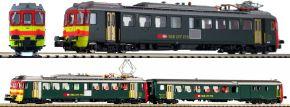 PIKO 94161 E-Triebwagen Rbe 4/4 Seetal mit BDt Steuerwagen SBB | DC analog | Spur N kaufen