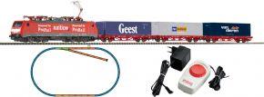 PIKO 97908 Startset BR 189 Containerzug | NS | A-Gleis | Spur H0 kaufen