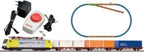PIKO 97916 Startset Güterzug mit E-Lok BR 189 | FS | DC analog | Spur H0 kaufen