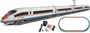 PIKO 97927 Startset Triebwagen ICE 3 Sapsan Bettungsgleis | RZD | DC analog | Spur H0 kaufen