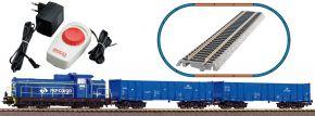 PIKO 97937 Start-Set Diesellok SM 42 mit Güterzug PKP | Bettungsgleis | DC analog | Spur H0 kaufen