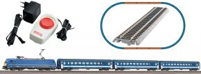 PIKO 97938 Start-Set E-Lok BR 185 mit Personenzug MAV | Bettungsgleis | DC analog | Spur H0 kaufen