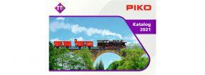 PIKO 99421 Katalog 2021 Spur TT | GRATIS kaufen