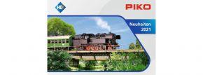 PIKO 99521 Neuheiten-Prospekt 2021 Spur H0 | GRATIS kaufen