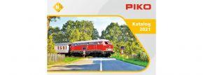 PIKO 99691 Katalog 2021 Spur N | GRATIS kaufen