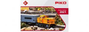 PIKO 99721 Hauptkatalog 2021 Spur G kaufen