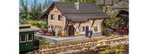 POLA 330999 Bahnhof Susch | Gebäude Bausatz Spur G kaufen
