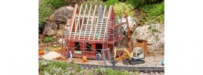 POLA 331055 Baustellengerüst mit Zubehör | Bausatz Spur G kaufen