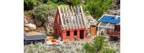 POLA 331083 Einfamilienhaus im Rohbau | Gebäude Bausatz Spur G kaufen