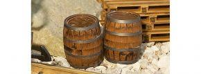 POLA 333211  Holzfässer 2 Stück Bausatz Spur G kaufen