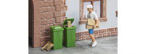 POLA 333224  Mülltonnen grün 2 Stück Bausatz 1:22,5 kaufen