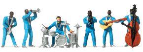 Preiser 10112 Jazz-Band | Figuren Spur H0 kaufen