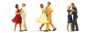Preiser 10120 Tanzpaare | 6 Stück | Figuren Spur H0 kaufen