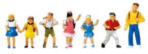 Preiser 10181 Schulkinder | Miniaturfiguren Spur H0 kaufen