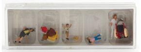 Preiser 10465 Reisende, Figuren Spur H0 kaufen