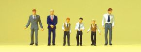 Preiser 10560 Kirchengänger (2) Figuren Spur H0 kaufen