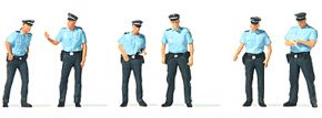 Preiser 10743 Polizei Sommeruniform Deutschland | Figuren Spur H0 kaufen