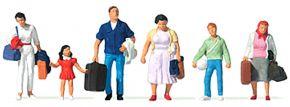 Preiser 10784 Reisende | Figuren Spur H0 kaufen